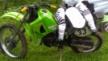 Kawasaki KMX125 1989 - Жужык