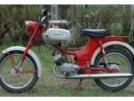 Рига 16 1978 - мопед