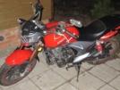 Stels Flame 200 2012 - заноза...