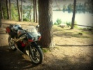 Honda VFR400R 1991 - мотоцикл