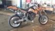KTM 640 LC4 Supermoto 2003 - КыТыМ
