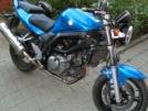 Suzuki SV650 2005 - синий