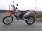 KTM 450 EXC 2012 - КТМ