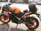 Honda CBR250R 2013 - тигра