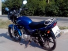Yamaha YBR125 2009 - плотва