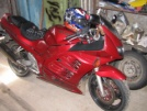 Suzuki RF400RV 1995 - RED BARON