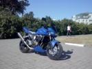 Kawasaki Z750 2004 - зетка