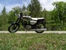 Jawa 350 typ 638 1986 - геморой