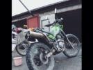 Kawasaki KL250GE Super Sherpa 2002 - Шерпундра