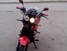 Yamaha YBR125 2011 - драндулет