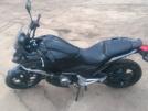 Honda NC700XA 2012 - Dark Horse