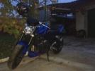 Yamaha FZ1-N 2007 - Street