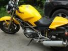 Ducati Monster 400 1998 - байк
