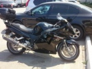 Honda CBR1100XX Super Blackbird 2001 - легенда