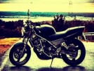 Honda CB-1 400 1992 - Любимая