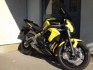 Kawasaki ER-6n 2012 - Желтый