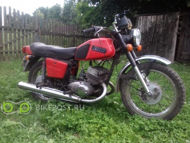 Электронные регуляторы напряжения » Советские мотоциклы ...