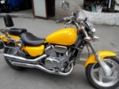 Honda VF750C Magna 1997 - Желтая