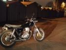 Yamaha SR400 1997 - мотоцикл?