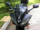 Yamaha FZ6-S S2 2009 - First