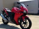 Honda CBR400RR 2013 - Красный