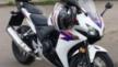 Honda CBR500R 2013 - Белый