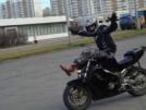 Honda CBR600F4i 2001 - Чёрный Ворон