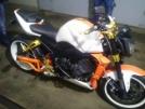 Yamaha FZ1-N 2006 - Дикий
