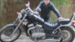 Suzuki VS400 Intruder 1994 - Трудя