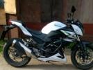 Kawasaki Z250 2015 - мотоцикл