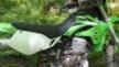 Kawasaki KLX250 2005 - Зеленый
