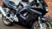 Honda CBR600F 1997 - Чёрная мамба