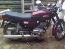 Jawa 350 typ 638-5 1983 - ява