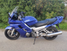Yamaha FJR1300 2002 - Фыжерок
