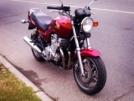 Honda CB750F2 1993 - Hinata