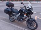 Kawasaki Versys 2007 - Чемодан