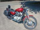 Harley-Davidson XL 883C Sportster 883 Custom 2006 - Харлей
