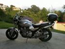 Yamaha XJR1300 2001 - паровоз