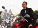 Harley-Davidson FLD Dyna Switchback 2012 - Огонь