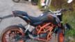 KTM 390 Duke 2014 - Перец