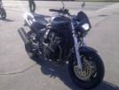 Suzuki GSF1200 Bandit 1999 - мой мотоцикл