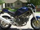 Ducati Monster 400 2000 - дукас