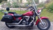 Yamaha Star XVS1300A Midnight 2009 - Красный Драк