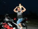 Honda CBR600F4 2000 - любовница