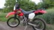 Honda XR250R 2002 - Красный