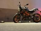 KTM 390 Duke 2014 - Агонь