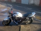 Honda CB400 Super Four 2002 - Снежок