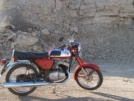 Jawa 350 typ 634 1982 - артифакт 80х