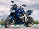 Kawasaki Z750 2009 - Леший