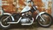 Yamaha Virago XV250 1989 - мопед